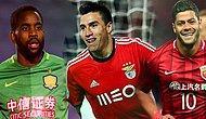 Bu Lig Kaçmaz! Çin Ligi'ni Takip Etmenize Sebep Olacak 30 Yıldız Futbolcu