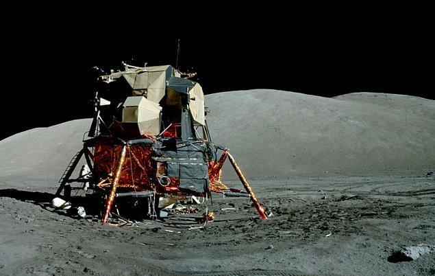 Nerede bu Apollo 17?