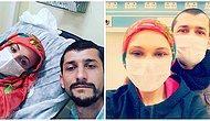 'Asla Vazgeçmem' Dediği Kanser Hastası Eşini Öldüresiye Dövdü ve Acil Servisin Kapısına Bırakıp Kaçtı
