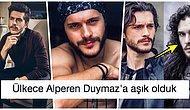 Son Dönemin En Popüler Yakışıklı Oyuncularından, Kıvanç Tatlıtuğ'un Veliahtı, Çukur'un Emrah Amiri Alperen Duymaz!