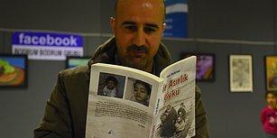 Hasta Oğlunun Tedavisi İçin Kitap Yazdı ve Kampanya Başlattı: 'Aras Bebek İçin Bir Kitap da Sen Al'