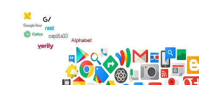Alphabet şirketinde 'Diğer' kaleminin önemli bir bölümünü 'Diğer Girişimler' kaplıyor ve bu Google'ın felsefesiyle ilintili.