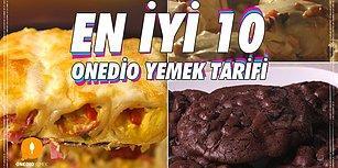İşte Bayılarak Yediğiniz Lezzetler: Onedio Yemek Mutfağından Çıkmış En İyi 10 Tarif