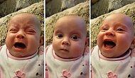 Babasının Şarkı Söylemesinden Nefret Ederken Annesinin Şarkı Söylemesine Bayılan Bebek