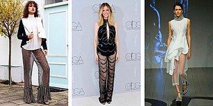 Önümüzdeki Yazın Uygulaması Cesaret İsteyen Yeni Trendi: Transparan Pantolonlar