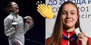 Duymayan Kalmasın! 17 Yaşındaki Deniz Selin Ünlüdağ Eskrimde Avrupa Şampiyonu Oldu