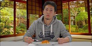 Japonlara ve Korelilere Kuru Pilav Yedirttik