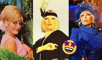Sadece Müziğin Değil Modanın da Süperstarı O! Her Dönemin Stil İkonu Olan Ajda Pekkan'ın Tarzını İnceliyoruz!