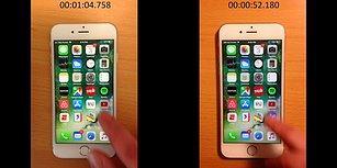 Bataryası Değiştirilen iPhone'un Hızı Artıyor mu?