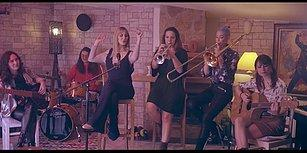 Gökçe'den 'Aynaların Ardından' Şarkısına Kadınlardan Oluşan Orkestralı Klip