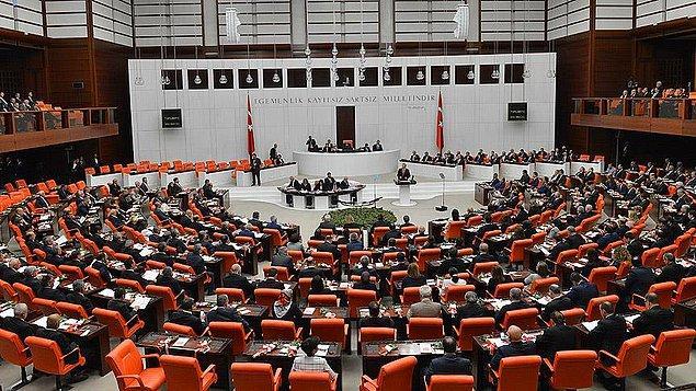 Yapılan oylamada CHP'nin önergesi reddedildi...