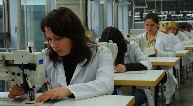 TÜİK'in girişimcilik istatistiklerine göre sadece yüzde 1.3'ü işveren konumunda.