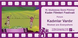 16. Filmmor Kadın Filmleri Festivali'ne Koşmak İçin 16 Neden