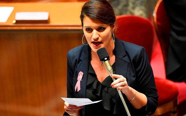 Fransa Eşitlik Bakanı Marlène Schiappa, doktor ve hukukçuların görüşleri alınarak hazırlanan bu yeni düzenlemeyi memnuniyetle karşıladığını açıkladı.