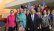 """Birleşmiş Milletler Genel Sekreteri António Guterres: """"Kadın Hakları Açısından Dünya Bir Dönüm Noktasında!"""""""