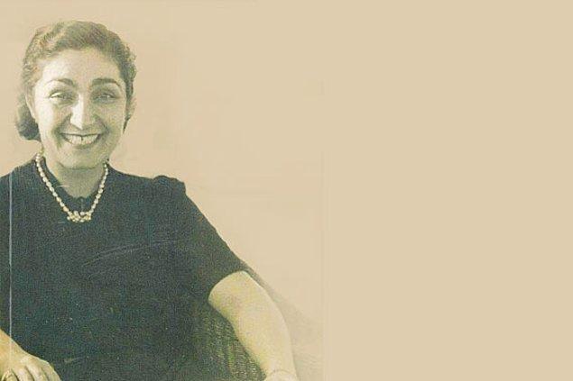 Süreyya Ağaoğlu, ilk kadın avukatımız!