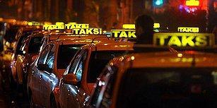 Taksici Terörü Sürüyor: İçinde Müşteri Bulunan Uber Aracına Bıçaklı Saldırı