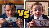 3 Minnoş Çocuğuyla Popüler Film Sahnelerini Baştan Yaratan Anneden Oscarlık Fotoğraflar!