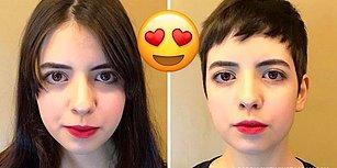 Değişim Kuaförde Başlar Kızlar: Cesareti Doruklarda Yaşayıp Saçlarını Kısacık Kestiren 18 Tarz Kadın!