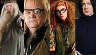 Hangi Harry Potter Profesörüsün?