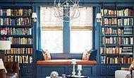 Kitap Okumayı Ne Kadar Özlediğinizi Hatırlatacak Kadar Huzurlu 18 Ev Kütüphanesi