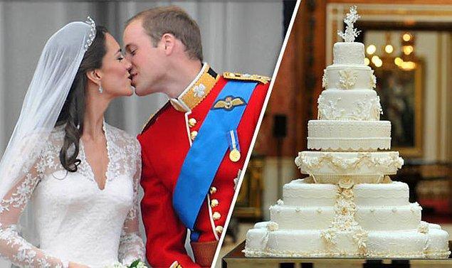 1. Prince William ve Kate Middleton