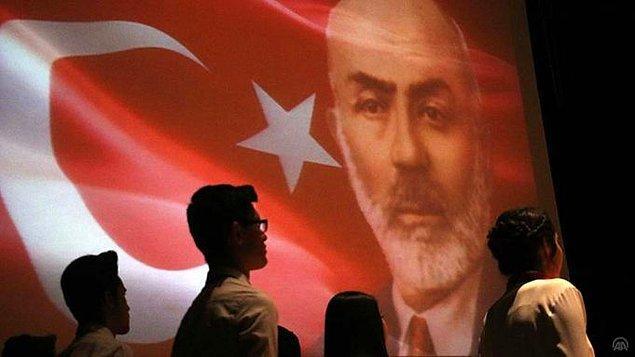 8. Mehmet Akif'in lakapları