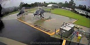 Hesap Hatası Yapan Helikopter Pilotunun Neden Olduğu Korkunç Kaza