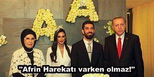 Dünya Gözüyle Bunu da Gördük! Arda Turan, Sevgilisi Aslıhan Doğan ile Evlendi!