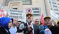 Taksicilerden Adliye Önünde Uber Protestosu: 'Sağı Solu Yakıp Yıkmak İstemiyoruz'