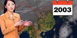 22 Yıldır Ekranların Karşısında Olan Hava Durumu Sunucusu Kadın, Yıllar İçinde Hiç Değişmedi!