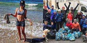 Çevreden Özür Zamanı! Sosyal Medya Sayesinde Yayılan Spor Yaparken Çöp Toplama Akımı Plogging Nedir?