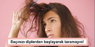 Hemen Bırakmazsanız Saçınızı Şampuan Reklamlarındaki Drama Dönüştürecek 10 Alışkanlık