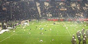 Yunanistan'da Spor Müsabakalarında Artarak Devam Eden Şiddet Olaylarının Önüne Geçilemiyor