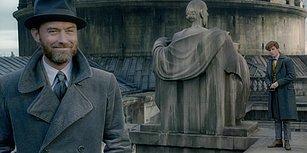 'Fantastik Canavarlar: Grindelwald'ın Suçları'ndan İlk Teaser Geldi!