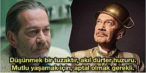 Türkiye'nin Gelmiş Geçmiş En Filozof Yazarı ve Oyuncusu Ferhan Şensoy'un Hayatıyla İlgili Az Bilinen Detaylar