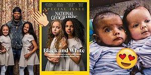 Irk Hakkında Tekrar Düşünün: Karşınızda Biri Siyahi Biri Beyaz Tenli İkizler Millie ve Marcia!