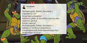 Aydınlandık! Akit Gazetesi Yazarı Ninja Kaplumbağalar'dan 'Hristiyanlık Propagandası' Çıkardı