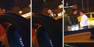 Taksiciden Uber Şoförüne Ölüm Tehdidi: 'Şimdi Ben Seni Vursam Haksız mıyım?