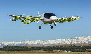 Uber ve Sarı Taksi Tartışmaları Bir Kenara Dursun: Kitty Hawk'tan Pilotsuz Uçan Taksiler Geliyor!