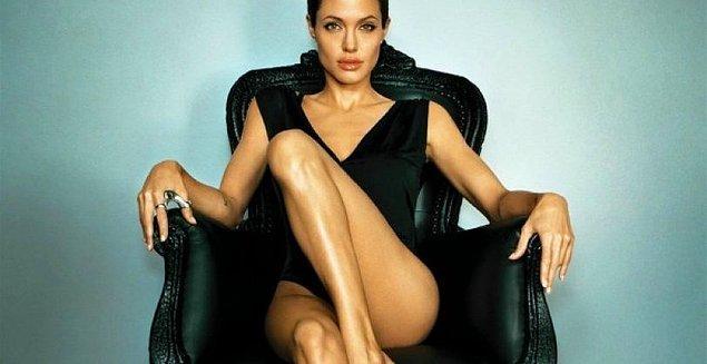 21 - Angelina Jolie