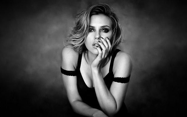 1 - Scarlett Johansson
