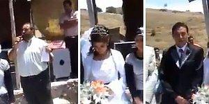 Düğünde Okuduğu Şiir ile Beyinleri Yakan Dayı: 'Karısına Kötülük Yapan Kocadan Allah Korusun'