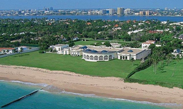 12. Maison de L'Amitie/ Florida/ ABD - 276 milyon lira