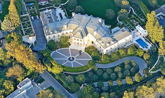 7. Spelling Manor/ Beverly Hills/ ABD - 438 milyon lira