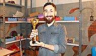 Hayvanlara Yaptığı Protezlerle 'Uluslararası İyilik Ödülü' Alan Hasan Kızıl: 'Yeni Hedefim Kolu Olmayan Çocuklar'