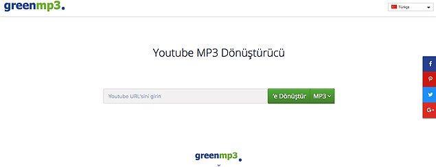 5. Greenmp3.com