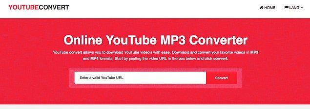 18. Youtubeconvert
