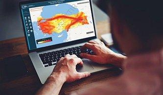 Soyağacından Sonra 'Deprem Riski' Sorgulama Hizmeti: Türkiye'nin Deprem Haritası Dijital Ortama Taşındı