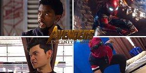 Düşük Bütçeli 'Avengers: Infinity War' Çeken Gençlerden Muhteşem Çalışma